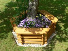 A Tree Seat! Genius idea!