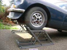 Adjustable Car Ramps | C J AUTOS | Garage equipment for the Classic Car Enthusiast
