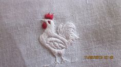 Kitschy Rooster Cocktail Napkins  Set of Four by angelinabella, $12.00