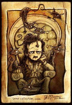 Verano de 1843. Poe está a punto de encontrar la inspiración para su nuevo relato.