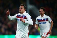 #rumors  Stoke City FC transfer news: Mark Hughes confirms Xherdan Shaqiri will not be sold in January
