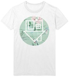 The Neighbourhood NBHD Vintage Logo T-Shirt - Vintage Hipster Indie Rock Music Shirt / Tank Top/ Vest / Sweatshirt - Mens / Womens on Etsy, $15.00