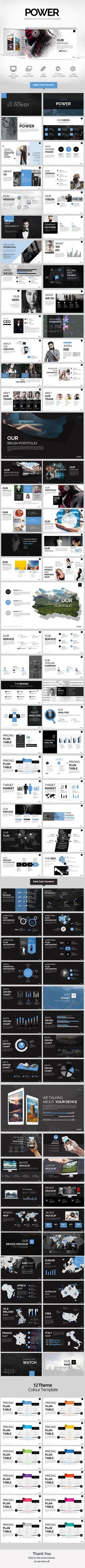 Power Powerpoint Presentation Template. Download here: http://graphicriver.net/item/power-powerpoint-presentation/16827903?ref=ksioks