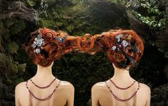 Editorial Vogue Accessory by Lucia Giacani