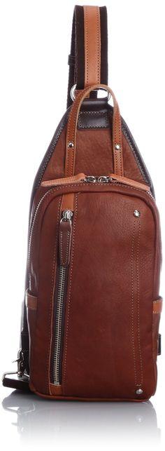Amazon.co.jp: [オティアス] Otias シュリンクレザーオイル仕上げ 縦型 ボディバッグ 50-6411 OR (オレンジ): シューズ&バッグ:通販
