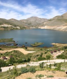 Çelikhan- Çat Barajı