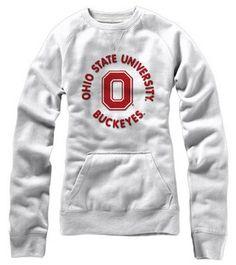 Ohio State Buckeyes League Womens University Hoodie
