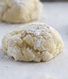 Gooey Butter Cookies Made them this weekend -- they are by far some of the best cookies -MS - p.s. I like them better at room temperature and stayed soft all week