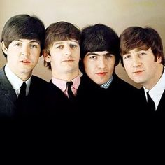 ♡♥The Beatles - click on pic to see a full screen pic in a better looking black background♥♡