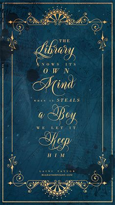 Strange the Dreamer by Laini Taylor library quote Sea Quotes, Moon Quotes, Ya Book Quotes, Dreamer Quotes, Laini Taylor, Daughter Of Smoke And Bone, Character Quotes, Book Fandoms, Book Of Life