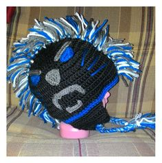Hat panthers Nfl
