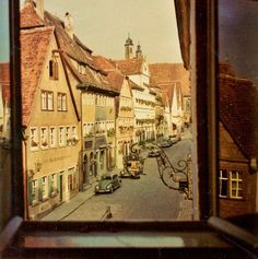 Hotel Goldener Hirsch, Rothenburg ob der Tauber. By courtesy of DerBenny Nullnulleins
