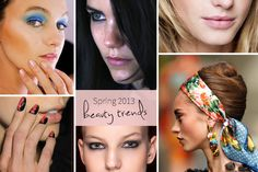 The Science of Spring 2013 Beauty Trends