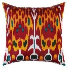 Ikat - I'm obsessed with these patterns!