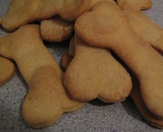 Extra Virgin Olive Oil Dog Biscuit Recipe