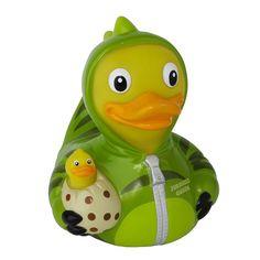 CelebriDucks Jurassic Quack Dinosaur RUBBER DUCK Costume Quacker Bath Toy | eBay