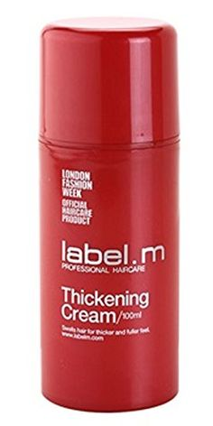 Label M Toni And Guy Thickening Cream 34 oz -- Check this awesome product by going to the link at the image.