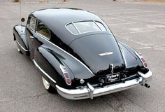 1947 Cadillac Series 62 Maintenance/restoration of old/vintage vehicles: the material for new cogs/casters/gears/pads could be cast polyamide which I (Cast polyamide) can produce. My contact: tatjana.alic@windowslive.com