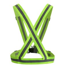 Adult Safety Security High Visibility Reflective Vest Gear Stripes Jacket for Hiking Cycling Riding Outdoor Sports at Night #clothing,#shoes,#jewelry,#women,#men,#hats,#watches,#belts,#fashion,#style
