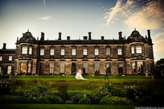 Anthony and Steph's wedding was a cold but beautiful and sunny day in September at Sandon Hall.