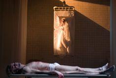 Peer Gynt - Iceland National Theatre - Designer: Gretar Reynisson
