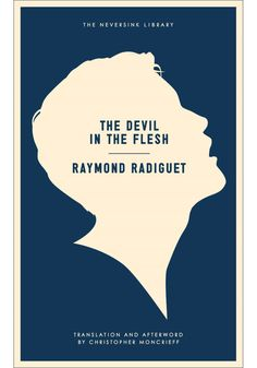 For when you want to be kidnapped from the next three hours of your life || The Devil in the Flesh is one of the most potent, provocative, romantic reading experiences you could ever give yourself. It's a slim, largely autobiographical novel about a love affair between a 15-year-old boy (unnamed) and an 18-year-old married woman, Martha, who fall deeply in love and have an intense sexual affair while her husband is away at war.