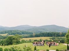 A ceremony amongst the mountains at Pippin Hill Farm & Vineyards in Charlottesville, Va Virginia Wineries, Charlottesville Va, Blue Ridge Mountains, Summer Weddings, Wine Country, Florals, Vineyard, Backdrops, Dolores Park