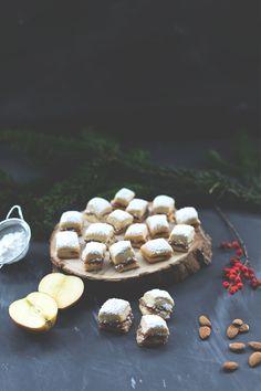 Thermomix Donnerstag Weihnachtsbäckerei: Bratapfel-Konfekt