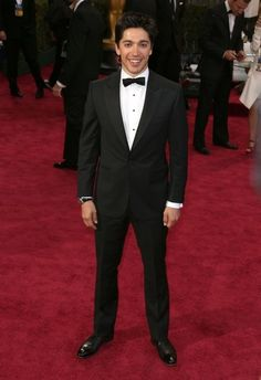 Yan England, Oscar nominee for Best Live Action Short wore a Swarovski Piazza Grande watch at the ceremony.  Find it here http://www.swarovski.com/1094350/product/Piazza_Grande_-_Quartz,_Black.html=8003020.6