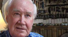 Forrest Fenn diz estar muito satisfeito com as respostas ao desafio - Fornecido por BBC