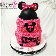 P354 minniemouse cake y cupcakes @pinksugar_pasteleriacreativa 💑💑😍😘#pinksugar #cupcakes  #barranquilla #pasteleria #reposteriacreativa #tortas #fondant #reposteriabarranquilla #happybirthday  #vainilla  #cake #baking  #galletas #cookies  #buttercream #vainilla  #oreo  #cupcakesbarranquilla #brownie #brownies #chocolate #tortasbarranquilla #toppersbarranquilla #browniespersonalizados #topperscupcake #rosecake #minniemousecake