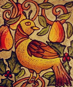 partridge in a pear tree images | ... christmas my true love sent to me a partridge in a pear tree 12 days