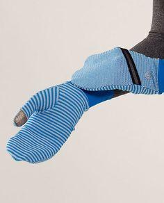 brisk run mittens | women's accessories | lululemon athletica