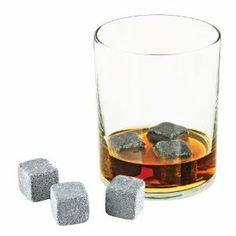 sipping stones. {chill your drink without diluting it}