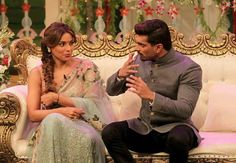 cool couple Bipasha Basu & Karan Singh Grover <3