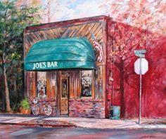Joe's Bar - Chico, CA