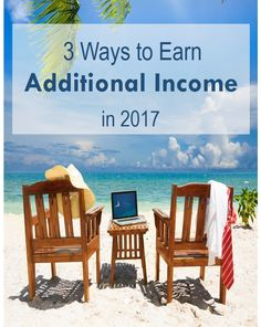 We are on our mission to pay off debt. Here are 3 Ways we are Earning Additional Income to go towards paying off debt in 2017!