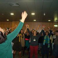 Curso Internacional Certificado de Lder de Yoga do Riso - PORTO