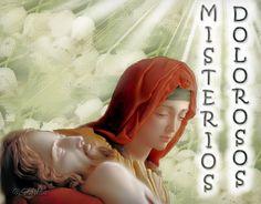 Imágenes religiosas de Galilea: Misterios Dolorosos