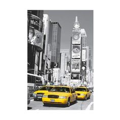 Brewster DM650 Times Square Wall Mural Times Square Home Decor Murals (610 NOK) ❤ liked on Polyvore featuring home, home decor, wall art, murals, times square, wallpaper, new york city wall art, brewster home fashions, black & white wall art and mounted wall art