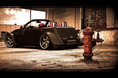 Nice 2CV 4 seater convertible