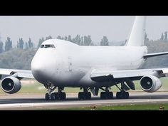 VIDEO: Last Flight For This CAL Cargo Air Lines Boeing 747! Smiling Boeing 747-200 Retirement Flight - YouTube