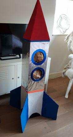 Raket voor liefhebber van ruimtevaart.