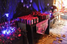monster high party ideas | Monster High Themed Party with FULL of Really AWESOME Ideas via Kara's ...