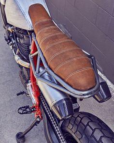'Death Crusher' Honda NX650 – Hutchbilt