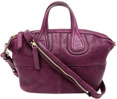Givenchy Pink Nightingale Micro Leather Bag