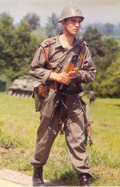 Югославская Народная Армия. ( 59 фото ) - Мемуарная страничка