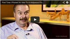 First Time I Pitched An #Idea To A #Hollywood Producer by William C. Martell from #StoryExpo2014 via http://Filmcourage.com. More video interviews at https://www.youtube.com/user/filmcourage #acting #filmandtelevision #film #actingadvice #entertainmentindustry #screenwriting #screenwritingtips