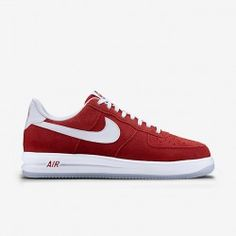 NIKE AIR LUNAR FORCE 14 - RED