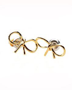 Little bow earrings #KSadventure #KendraScott
